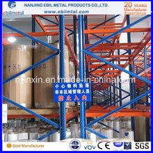 High Density Storage Double Deep Pallet Racking