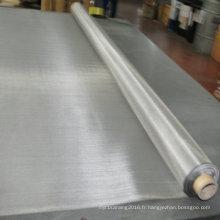 Tissu de fil tissé 316 Ss