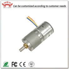 20by Stepper Gear Motor Borstelmotor