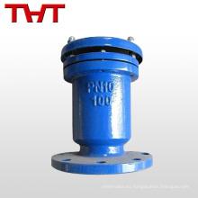 Válvula combinada Auotmatic de liberación de aire / alivio de aire / ventilación
