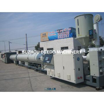 PP PE Kunststoffrohr Extrusion Maschine