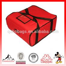 """12 """"-14"""" 600D Bolsa de entrega de pizza para materiales y alimentos (HCPZ0001)"""