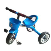 Ciclo de tentativa de baby, triciclo do bebê