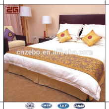 Hotel bed scarf, bed runner,bed linen set