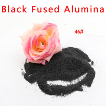 Good Quality Abrasive Black Fused Alumina for Grinding