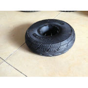 Economy Rubber Wheel Barrow Tyres 4.10/3.50-4 For Handcart