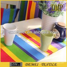 stripe fabric cotton printed designer