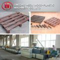 Wood Plastic Composite Profile Making Machine Plastic Wood Machine