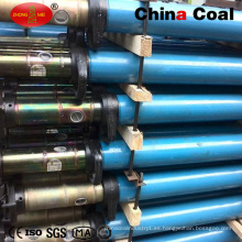 Carbón minería Dw solo propulsor hidráulico