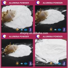 100.200, 325, 500mesh Aluminiumoxidpulver als Poliermaterial