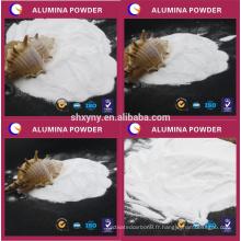 Poudre d'alumine de 100.200.325.500mesh en tant que matériel de polissage