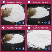 100,200,325,500mesh de pó de aluina como material de polimento
