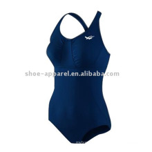 High quality competitive one piece swimwear women