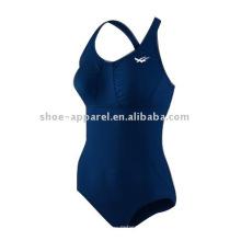 Alta qualidade competitiva uma peça mulheres swimwear