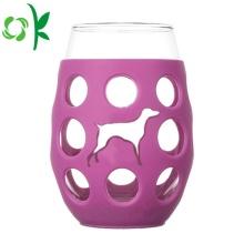 Factory Custom Heat Resistant Anti-slip Silicone Sleeve
