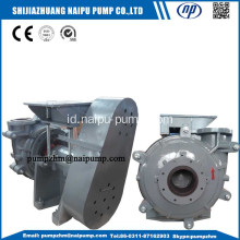 AH slurry pump rubber liners
