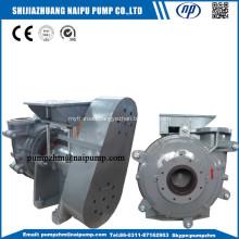 AH slurry pump rubber liners