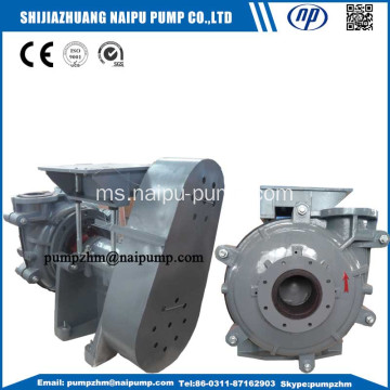 AH slurry pump liners