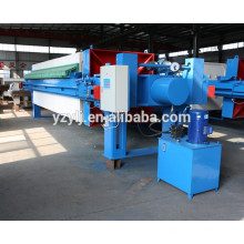 series of 1500 type j-press filter press with low price