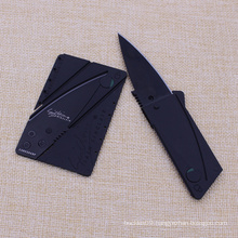 Wholesale Cheap Stainless Steel Folding Pocket Credit Card Knife