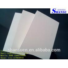 panneau celuka solide et brillant de pvc, panneau imperméable de PVC de forex