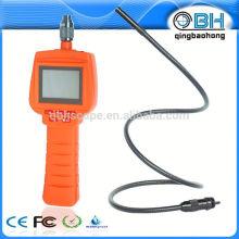 "2.4 ""Color LCD portátil Endoscópio Endoscópio Pipe Snake Cam"