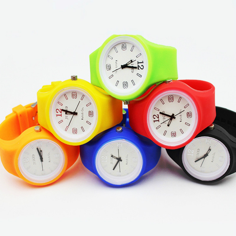 kid colorful watch