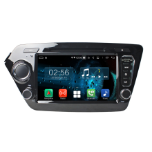 double din dvd player for K2 RIO 2011-2012