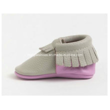 PU: Tassel Soft Bottom Baby Toddler Zapatos