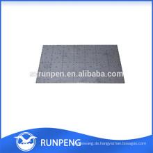 Stahl Metall Custom Made Stanzplatte Teile