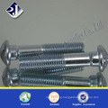 Round Head Oval Neck Track Bolt (zinc plated)