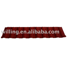 Color Stone Roofing Tile