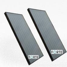 Collecteur solaire de plat d'eau chaude