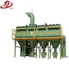 filtro de eliminación de polvo de cartucho industrial