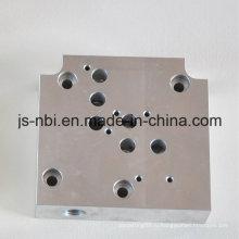 Блок алюминиевого манифольда