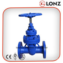 Cast Steel Flanged OS&Y F7 DIN Gate Valve
