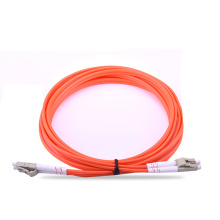 Câble de connexion à fibre optique LC à LC Multimode