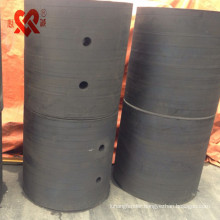 Dock solid fender top quality of Cylindrical fender made in China