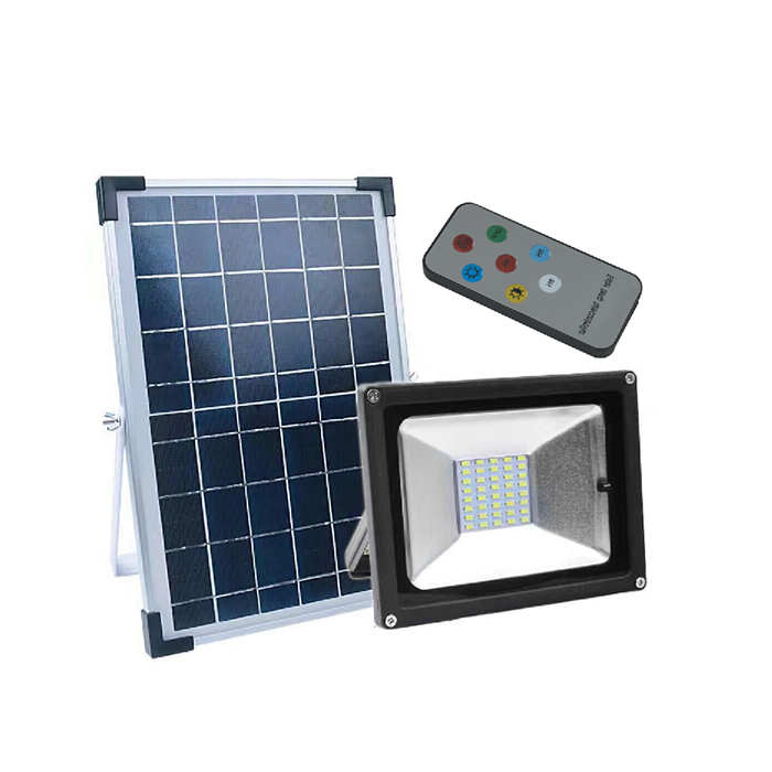 Outdoor Led Solar Spotlight