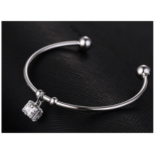 Pulsera de la alta calidad, pulsera femenina de la manera, accesorios de la pulsera de cobre