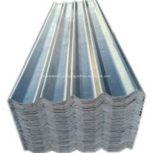 Folha trapezoidalmente anticorrosiva de alta resistência do telhado do Mgo