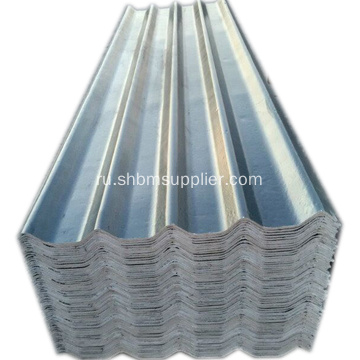 High+Strength+Mgo+Anti-corrosion+Trapezoidal+Roofing+Sheet