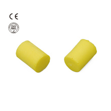 PU foam safety ear plugs