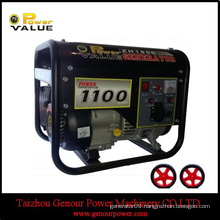 Honda gasoline generator 1 kw with 1 year warranty