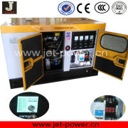 3 phase water cooled diesel generating sets