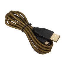 Nouveau câble plaqué or port USB pour DSi DSiXL DSiLL 3DS 3DS XL 3DS LL chargeur USB