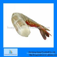 frozen vannamei raw headless peeled shrimp
