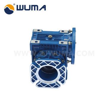 Redutor da caixa de engrenagens da velocidade do sem-fim da caixa de engrenagens do sem-fim da precisão de WUMA