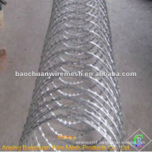 Concertina razor barbed wire with high quality and competitive price in store