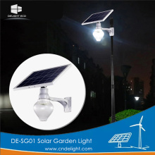 DELIGHT Garden Solar Park LED Lights